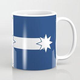 Eureka Stockade Flag Coffee Mug