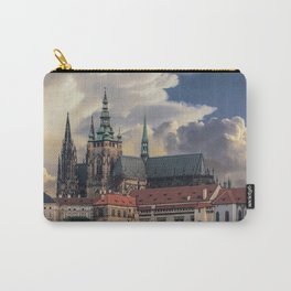 Sunny day in Prague Carry-All Pouch