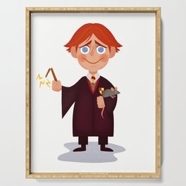 Ron Weasley Serving Tray