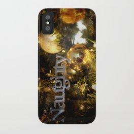 Lumps of Coal iPhone Case