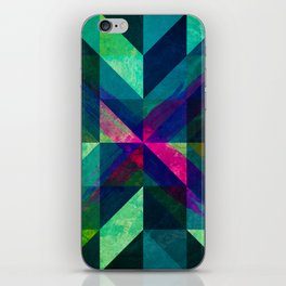 X Marks the Spot iPhone Skin