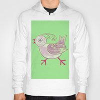 sparrow Hoodies featuring Sparrow by RifKhas
