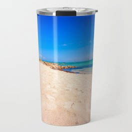 Beautiful Island Day Travel Mug