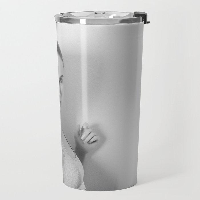 CK Fashion (Underwear Set 10/24) Travel Mug