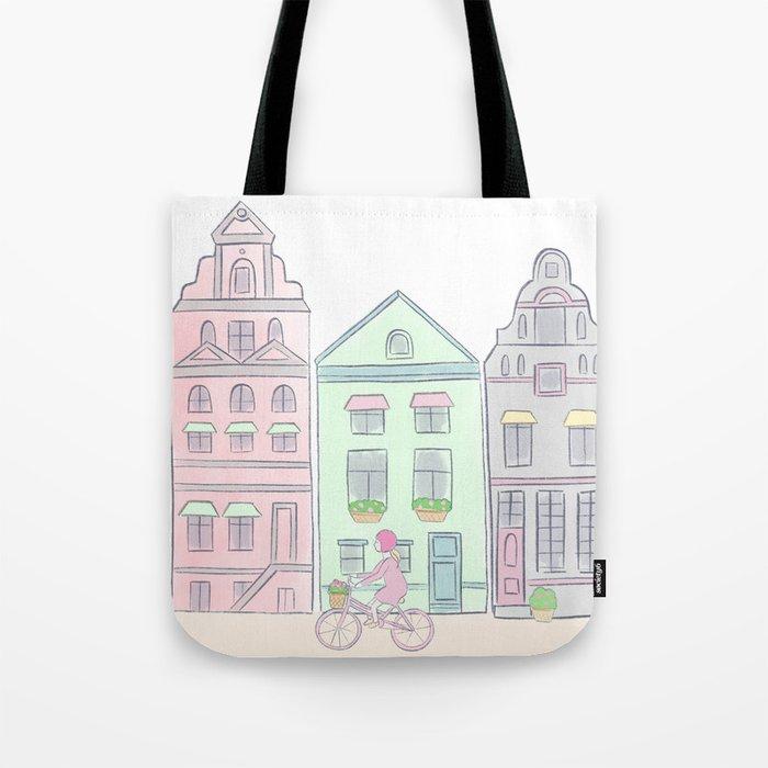 Street View Tote Bag