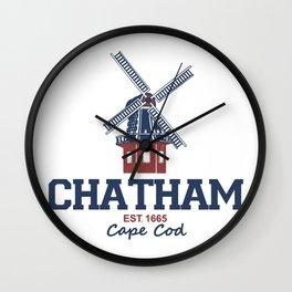 Chatham, Massachusetts Wall Clock