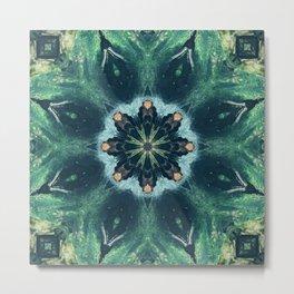 Moss me Metal Print