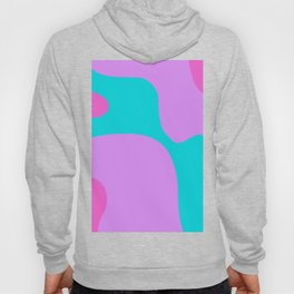 Abstractions. Waves  Hoody