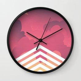 Liftoff II Wall Clock