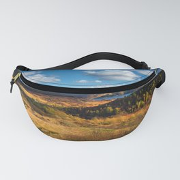 Highland view. Fanny Pack
