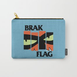 Brak Flag Carry-All Pouch