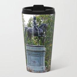 Washington Statue Travel Mug