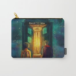 The Doctor, Bill and the kitchen Carry-All Pouch