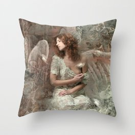 SENSUAL THOUGHTS Throw Pillow