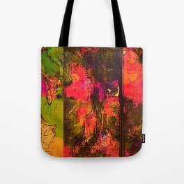 Hothouse Blues Tote Bag