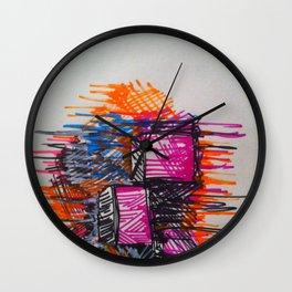 Process Wall Clock