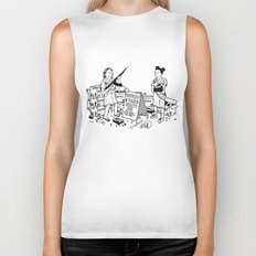 Support Your Scouts Biker Tank