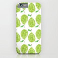 English Pear iPhone 6s Slim Case