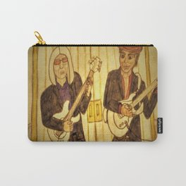 Tribute to Prince and Tom Petty Carry-All Pouch