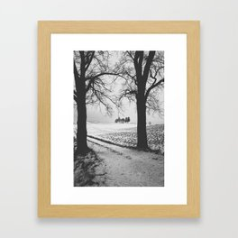 Warmia I - Landscape and Nature Photography Framed Art Print