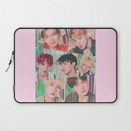 Face Members BTS Laptop Sleeve