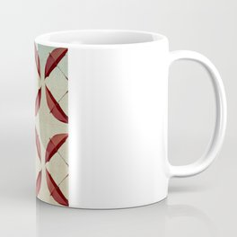 fanned umbrellas Coffee Mug