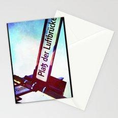 :: BERLIN STREET Stationery Cards
