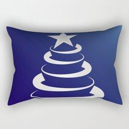 Christmas cake Rectangular Pillow