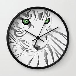 Tiger's  Soul Wall Clock