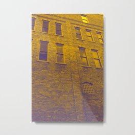 Bit Avl Metal Print