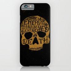 Last Enemy Slim Case iPhone 6s