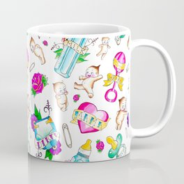 Baby Flash Tattoo Coffee Mug