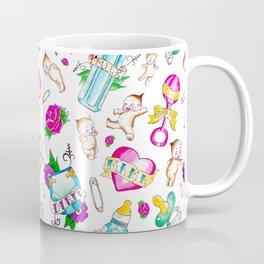 Baby Flash Tattoo Coffee Mug