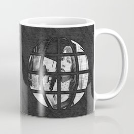 The Drive Thru  ( speaker box POV ) Coffee Mug