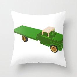 The Fresh Unloader Throw Pillow