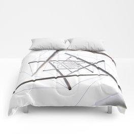 Infinite Geometry Comforters