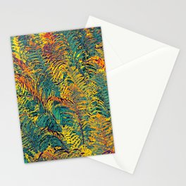 Leaves #4b Stationery Cards