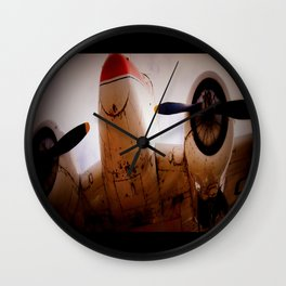 Retired Wall Clock