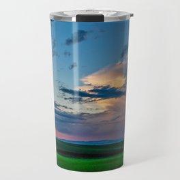 Montana Sunset Travel Mug