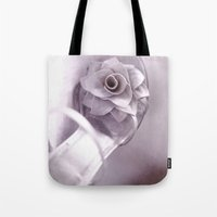 shoes Tote Bags featuring Shoes by Felicia Caravaca