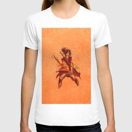 samurai zelda T-shirt