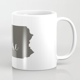 Pennsylvania is Home Coffee Mug