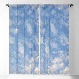 Cotton Clouds Blackout Curtain