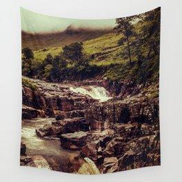 SCOTLAND / Glen Etive, Highlands / 03 Wall Tapestry