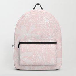 Daisies in Love - Floral Daisy Summer Pattern Backpack