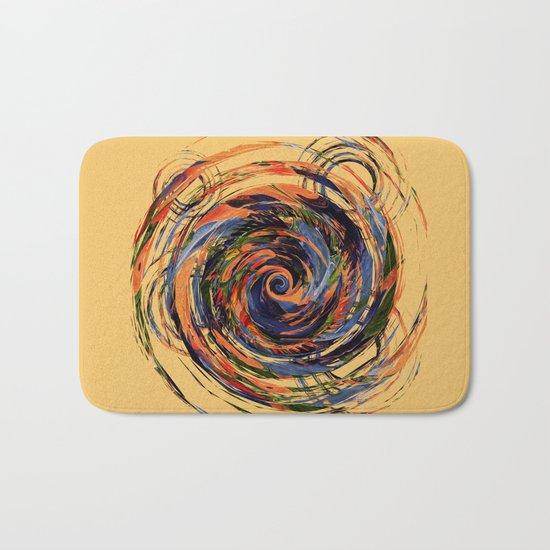 Color of Gravity Bath Mat