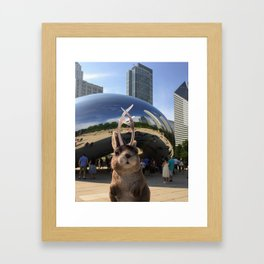 Jack and the Bean Framed Art Print