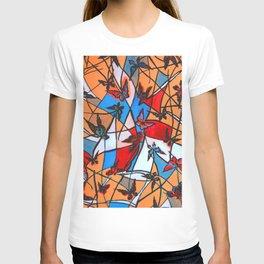 Butterflies Nest          #society 6  #buy art  #decor T-shirt