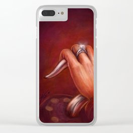 Engaged Clear iPhone Case