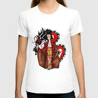 mulan T-shirts featuring Mulan by artwaste